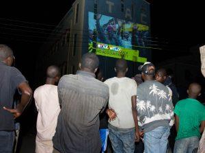 Lagos Governorship: Sanwo-Olu 'Lights up the City of Lagos