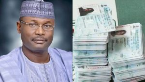 INEC Extends Deadline For PVC Collection
