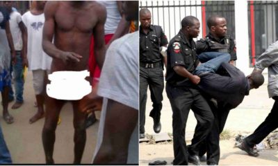 Man, 38 Caught, Arrested For Having Sex With Sister-in-law, 17, In Lagos