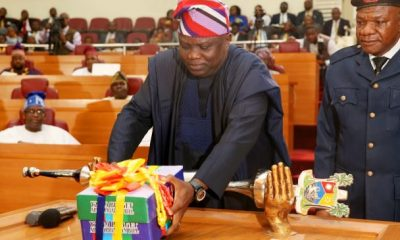 Governor Ambode Finally Presents 2019 Budget