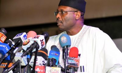 Full Speech: INEC Chairman Gives Reasons For Election Postponement, Pleads For Understanding