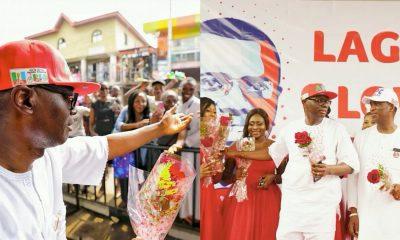 Sanwo-Olu Thrills Lagosians For Valentines