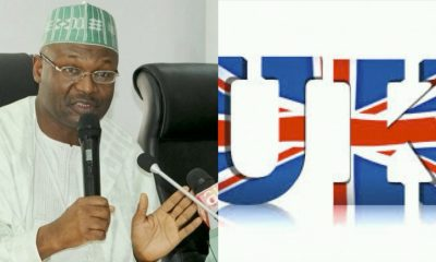 UK Confirms INEC Results As Authentic