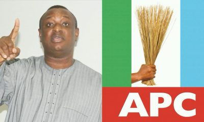APC Reacts To Election Postponement, Alleges Collusion Between PDP And INEC