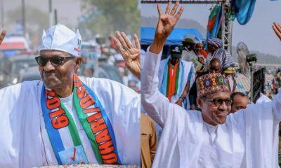"""Nobody Will Unseat Me"" – President Buhari"
