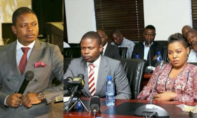 Controversial Malawian Prophet Shepherd Bushiri Arrested For Fraud And Money Laundering