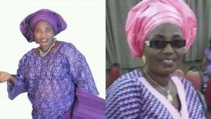 Actress Funmilayo Ogunsola AKA 'Ijewuru' Passes On