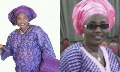 Actress Funmilayo Ogunsola AKA 'Ijewuru' Passes On