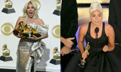 Who's Laughing Now? Lady Gaga Proves Naysayers Wrong After nWinning Multiple Awards After Bullies Said 'She Will NEVER Be Famous