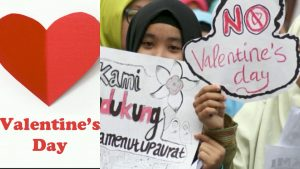5 Countries It is Illegal To Celebrate Valentine