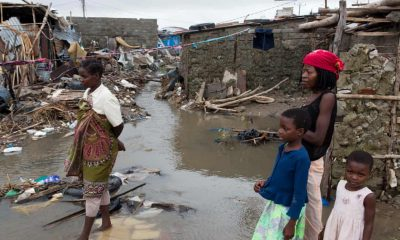 Cyclone Idai: First Cases Of Cholera Confirmed In Mozambique