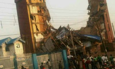 Sad: Birthday Boy Killed In Lagos Building Collapse Told Mum 'He Didn't Want To Go School'