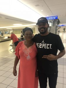 Man Shares Emotional Tale Of What Made Him Vow To Be Sucessful To Take Care Of His Mum