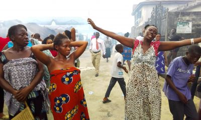 Over 20 Families Rendered Homeless As Gas Cylinder Explodes In Delta Community [Photos]