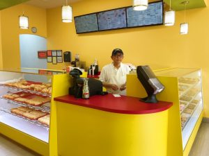 Power Of Social Media: Man's New Doughnut Store Sells Out After Son Put Out Tweet That He Was Unhappy Because Of LowPatronage