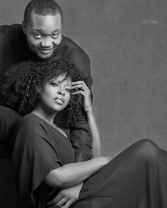 Check Out Mo Abudu's Daughter Temidayo's Pre- wedding Photos