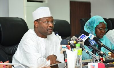 Just In: INEC Schedules Supplementary Elections For March 9