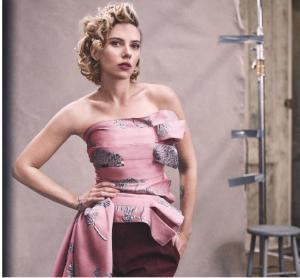 Scarlett Johansson, U.S.A.