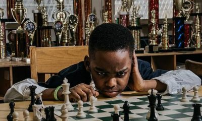 Bill Clinton Lauds 8-year-old Nigerian Boy For Winning Chess Championship