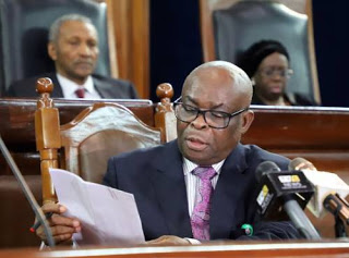 EFCC Closes Case Against Onnoghen At NJC