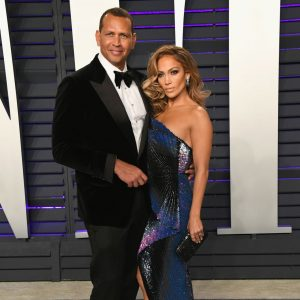 Jlo  and Alex Rodriguez Are Engaged