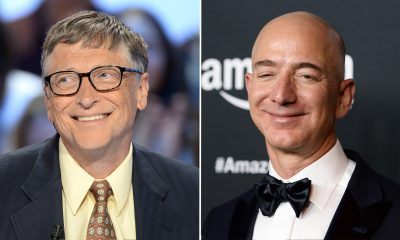 Bill Gates Joins Amazon's Jeff Bezos World's Second CENTI-BILLIONAIRE Worth $100 billion