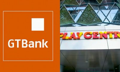 GTBank Builds Nigeria's First Digital Play Centre for Children