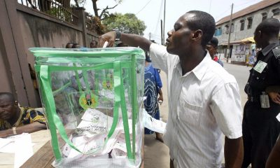 FULL LIST: All Seven States INEC Declared Governorship Elections Inconclusive