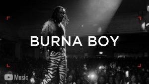 YouTube Celebrates Rise Of AfroBeats With Launch Of Burna Boy Spotlight Story