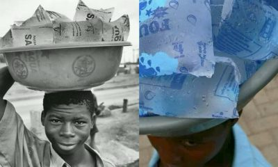 Kindness: Nigerian Man Makes Strong Case For Pure Water Hawkers, Encourages Nigerians To Patronise Them More