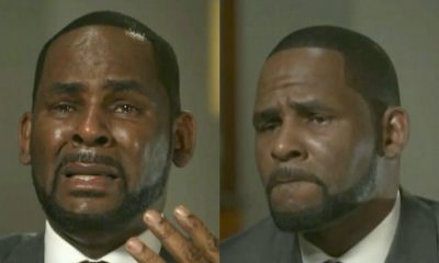 R-Kelly Opens Up For The First Time On Under Age Sex Allegations In Explosive Interview