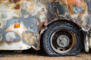 At least 60 Killed In Ghastly Bus Crash In Ghana
