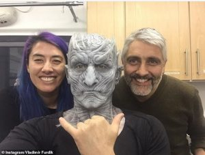 Unmasked: Meet Game Of Thrones' The Night King Played By Hunky Slovakian stuntman Vladimir Furdik