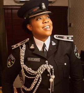 Dolapo Badmos Redeployed To Enforcement And Disciplinary Department Of The Nigeria Police Force
