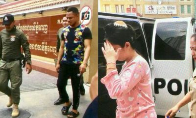 Photos: Nigerian Man, Wife Arrested In Cambodia For Fraud