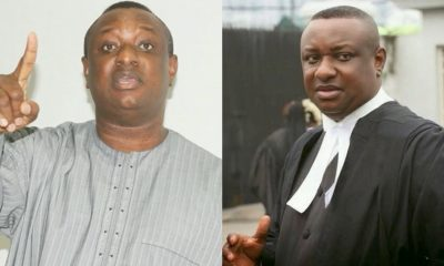 Keyamo Outlines Difference Between Buhari, Senator Adeleke's WAEC certificate Issues