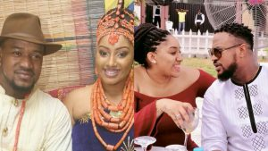 Actor Mofe Duncan Confirms That Marriage To Jessica Is Over