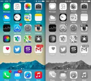 It's believed the greyscale option makes your phone less enticing, meaning you'll spend less time using it Read more: https://metro.co.uk/2019/04/12/making-iphone-display-black-white-boost-happiness-wellbeing-9181828/?ito=cbshare Twitter: https://twitter.com/MetroUK | Facebook: https://www.facebook.com/MetroUK/
