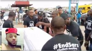 Kolade Johnson Killed By Trigger Happy SARS Laid To Rest