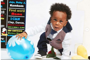 Dangote's Son-inlaw's Alleged Baby Mama Celebrates Son's Birthday With Cryptic Message
