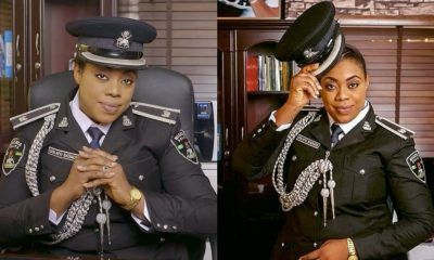Nigerian Police The Most Bullied In Africa- Police Spokesperson Dolapo Badmus