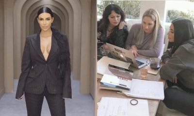'Create Your Own Lane And Pursue Your Dreams'- Kim Kardashian Says In Heartfelt Post On Studying To Become A Lawyer