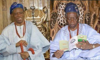 BREAKING: Olowo Of Owo, Oba Olateru-Olagbegi Is Dead
