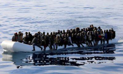 65 Drown As Migrant Boat Capsizes Off Tunisia
