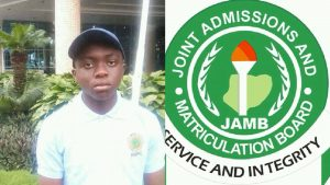 'I Don't Want My Score To Go To Waste'- Teenager Who Scored Highest In JAMB 2019 Cries Out