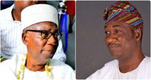 Sanwo-Olu Reacts To Oba Hamzat's death