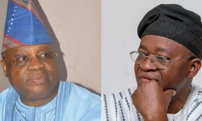Osun Guber: Oyetola Wins In Appeal Court