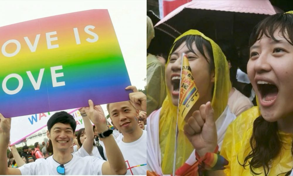 Taiwan Becomes First Asian Country To Legalize Same Sex Marriage