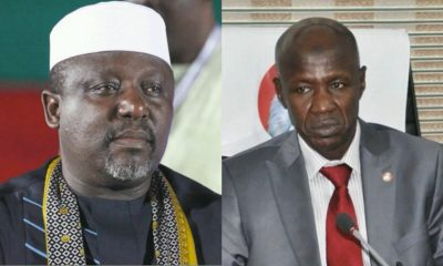 Magu Confirms That EFCC Is Investigating Governor Okorocha