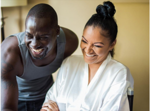 Actor Chris Attoh's New Wife Shot Dead In The U.S